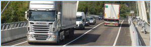 Truck transport, road freight transport, loads for trucking, backway trucks for freight transportation, delivery cargo.